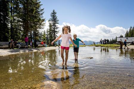 Hopsi's Wasserwelt im Hopsiland auf der Planai