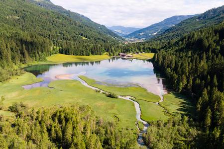 Der Jägersee in Kleinarl