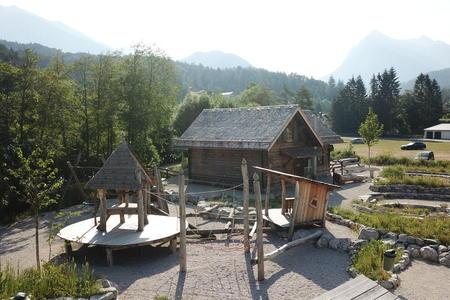 Natur-Erlebnis-Spielplatz Scharnitz