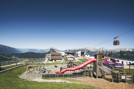 Erlebnisspielplatz Rosshütte