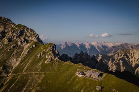 Karwendel Höhenweg - Etappe 1