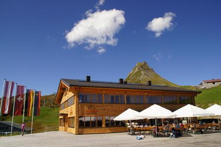 Außenansicht Uga Alp