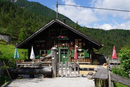 Scharnitzer Alm im Karwendel