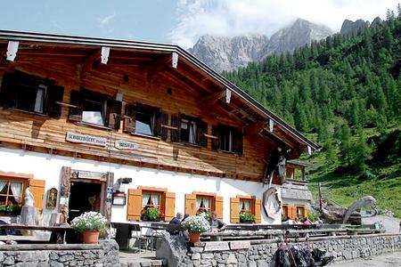 Binsalm im Karwendel