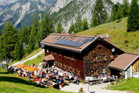 Neue Magedeburger Hütte