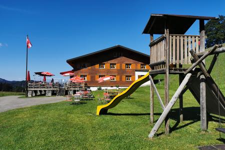 Alpengasthof Brüggele in Alberschwende