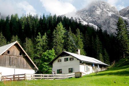 Kristenalm im Karwendel