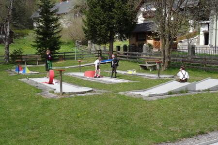 Minigolfanlage in Krakaudorf