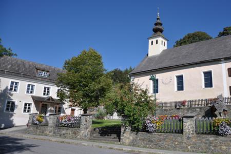 Pfarrkirche in Krakauebene