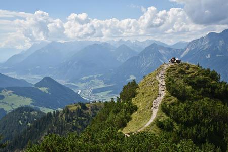 Aussichtsberg Gratlspitze Alpbach