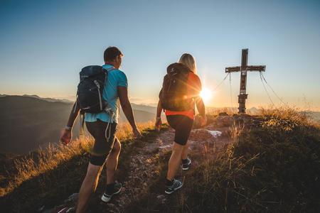 Wandern Brixental