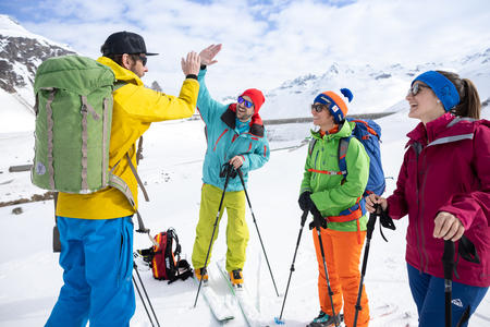 Skitouren Schnuppertag