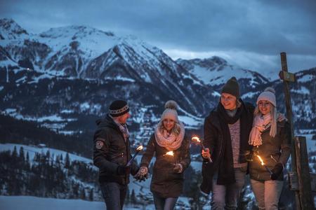 Winterwandern Eiblberg Einkehr