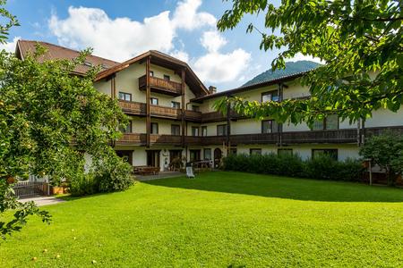 Pension Bruckerhof mit Wohlfühlgarten