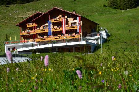 Hotel - Garni Alpina