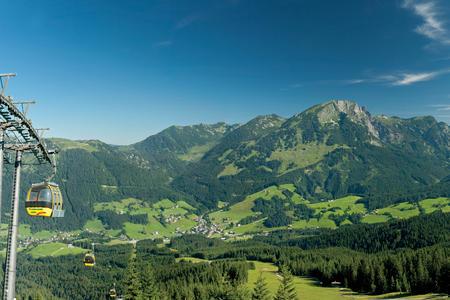 Panorama Russbach
