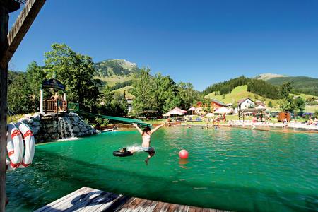 Naturbad und Wasserpark Russbach
