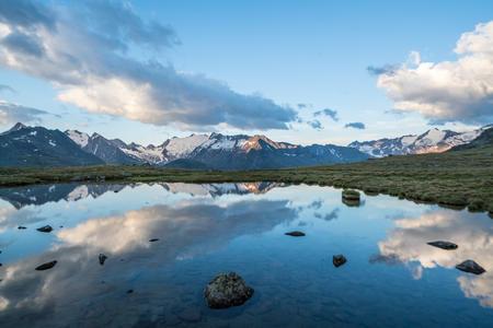Seenplatte in Obergurgl