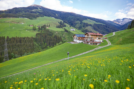 Ferienwohnungen Perfeldhof in Saalbach-Hinterglemm