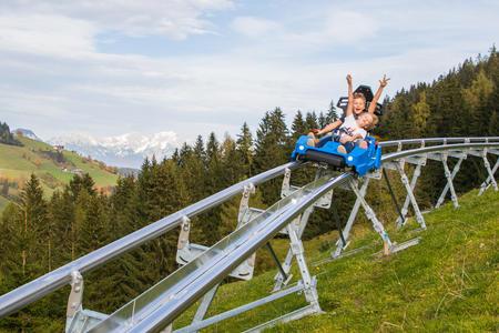 Drachental Wildschönau Alpine Coaster