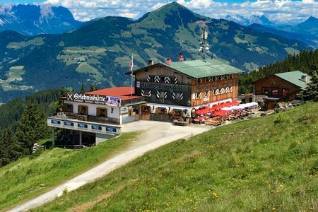 Rübezahlhütte Wildschönau