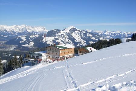 Rübezahlhütte Wildschönau Winter