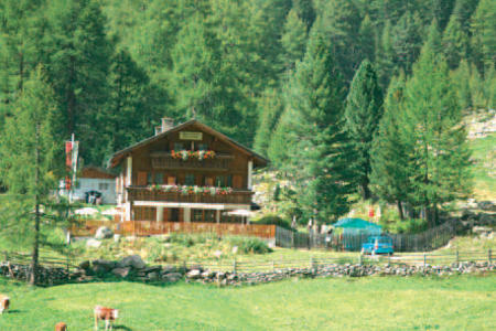 Alpengasthof Patsch