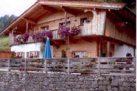 Scheffachalm Reith im Alpbachtal