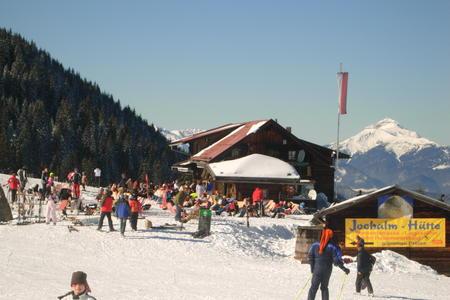 Markbachjochhütte Wildschönau Winter