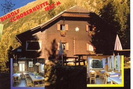 Rudolf-Schober-Hütte