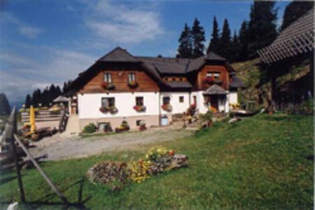 Außenansicht Dreiwiesenhütte