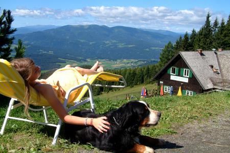 Panoramablick Tonnerhütte