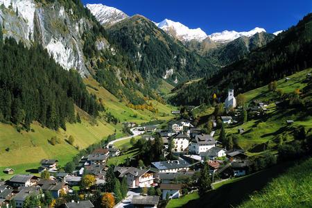 Bersteigerdorf und Nationalparkgemeinde